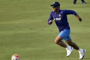 Mahendra Singh Dhoni may feature for India A in warm-up games against...