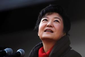South Korea's Park says will accept impeachment only if it's upheld by...