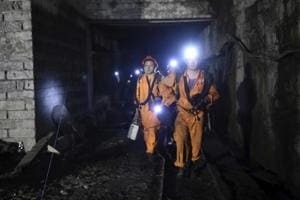 Five killed in coal mine accident in China