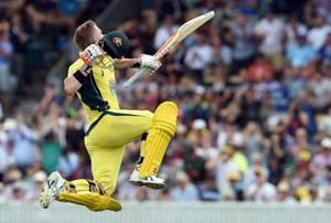 David Warner ton and blitz from Steve Smith, Mitchell Marsh deflates...