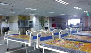 Government hospitals have no set-up in Bhopal to check for scrub typhus, health department sources confirmed.