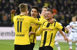Borussia Dortmund eye Uefa Champions League goal record against Real...