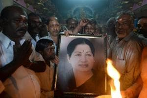 Farewell Amma: Silence in Apollo hospital after Jayalalithaa's demise