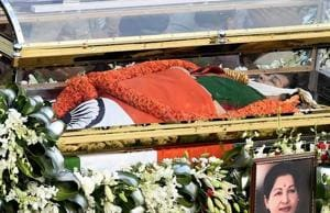 Her last rites: Why was Jayalalithaa buried, and not cremated?