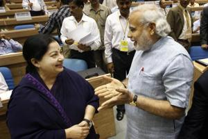 Blow hot, blow cold: Jayalalithaa's powerplay in Delhi