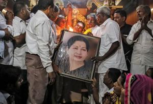 Amma supporters from Mumbai to pay her tribute at AIADMK's party...