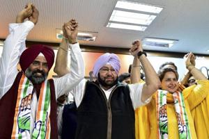 Congress delays release of first list of candidates for Punjab polls