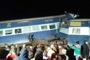 At least 2 dead as Guwahati-bound Capital Express derails in north...