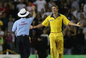 Red card for bad behaviour? MCC wants cricket to go the football way