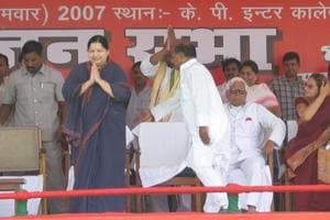 'Jayalalithaa favoured Third Front under Mulayam'