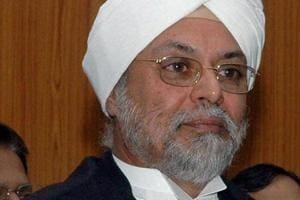 CJI-designate Justice Khehar: ' A non-controversial, hardworking,...