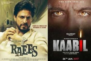 Raees will still release with Kaabil, Rakesh Roshan not happy about it...