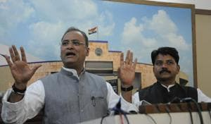 Cong releases list of '156 scams and irregularities' under BJP rule in...