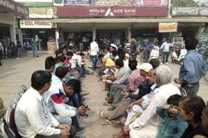 Demonetisation: Axis Bank suspends 19 employees over 'illegal...