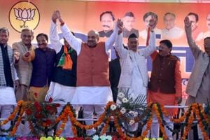 BJP to form govt in Uttarakhand with two-third majority: Amit Shah