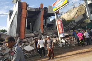 Indonesia: Death toll in 6.5 magnitude quake rises to 25, hundreds...