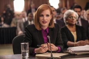 Hollywood's Miss Sloane to open Dubai International Film Festival...