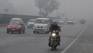 Air quality severe again as temperature dips