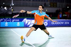 Parupalli Kashyap reaches quarterfinals at Korea Masters Grand Prix...