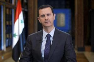 Assad says Aleppo win 'huge step' towards end of war in Syria