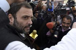 Congress vice-president Rahul Gandhi described Prime Minister Narendra...