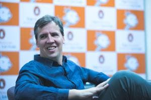 Jeff Kinney, author of the Wimpy Kid series
