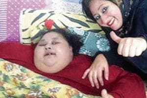 Search on for flight that can bring 500-kg Egyptian woman to Mumbai