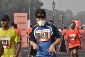 Toxic air makes outdoor yoga, jogging a health hazard for Delhiites