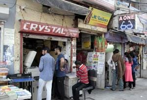 Businesses at an all time low at Delhi University's one-stop market ...