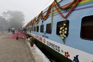 Hospital on wheels: Lifeline Express gets new coaches for cancer,...