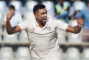 Ravichandran Ashwin leads India's fightback after Keaton Jennings'...