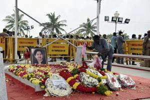 How Tamil Nadu stayed peaceful after Jayalalithaa's death
