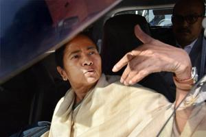 Mamata flight controversy: Pilots played 'naughty' for early landing,...