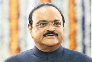 Mumbai: Chhagan Bhujbal back in JJ Hospital after unwarranted stay at...
