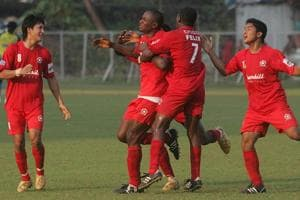 Churchill Brothers make controversial return to I-League
