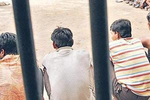 Govt says 'closely monitoring' cases of 3 Indians jailed in Qatar on...
