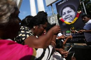 77 persons died of grief, shock over Jayalalithaa's demise, claims...