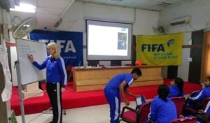 FIFA course in Gwalior to help woman football coaches