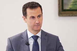 Syria president Bashar Al Assad says victory in Aleppo won't end the...