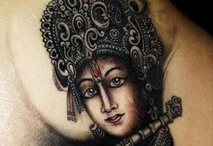 Delhi's tattoo fanatics look for divine intervention to get inked