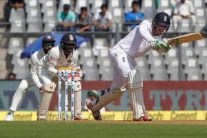 Wankhede offers a Test treat with ton setting the tone