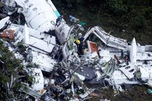 Chapacoense : Airline CEO to be jailed until crash trial over