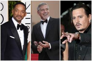 Johnny Depp, Will Smith, George Clooney top Forbes list of 'most...