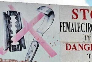 'List India as a nation that practises female genital mutilation'
