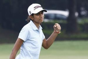 Diksha Dagar takes the quiet fairway in quest of sporting dream