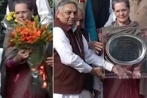 Prime Minister Narendra Modi today greeted Congress President Sonia...