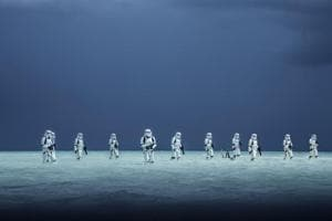 Star Wars: Rogue One promises to be an early Christmas gift for its...