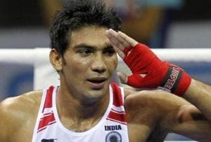 Devendro Singh, Manoj Kumar advance on action-packed Day 2 of boxing...