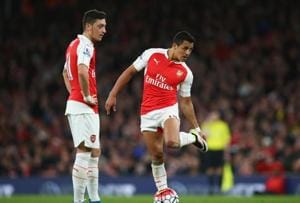 Arsene Wenger says Alexis Sanchez, Mesut Ozil will stay with Arsenal...