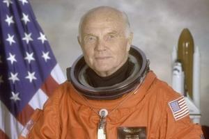 John Glenn, space legend and first American to orbit Earth, dead at 95